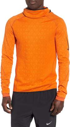 Nike Therma Sphere Hooded Training Top