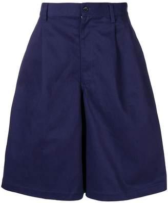 Comme des Garcons Boys wide-leg tailored shorts