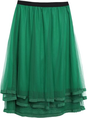 Toy G. 3/4 length skirts