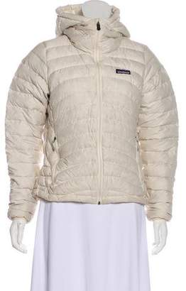Patagonia Quilted Down Coat