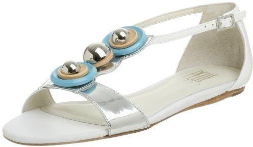Pelle Moda Women's Kassy T-Strap Sandal
