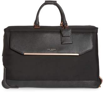Ted Baker Large Albany Rolling Duffel Bag