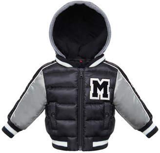 d715fe21b Moncler Black Boys' Clothing - ShopStyle