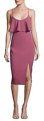 LIKELY Women's Dionne Flounce Sheath Dress