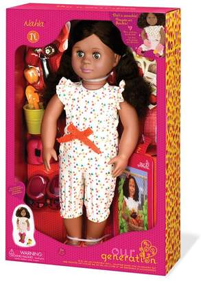 Our Generation Nahla Gardening Doll