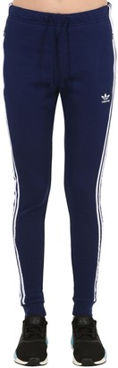 adidas Logo Contrasting Color Track Pants
