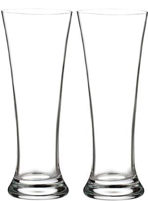 Waterford Elegance Pilsner Glasses (Set of 2)