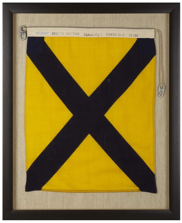 Williams-Sonoma Signal Flag Five - Numeral Five