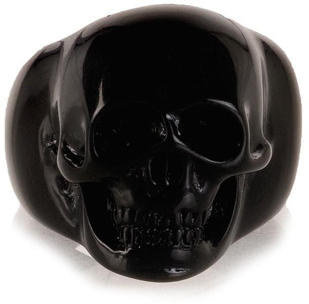 LES BIJOUX DE SOPHIE - Black skull ring
