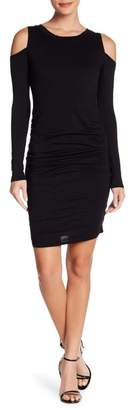 Velvet by Graham & Spencer Gauzy Whisper Novelty Dress