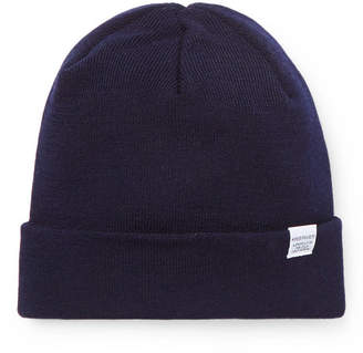 2f351bb8301 Norse Projects Ribbed Merino Wool Beanie