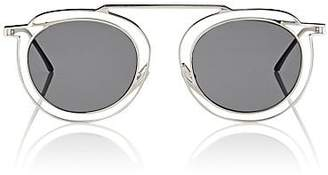 Thierry Lasry WOMEN'S POTENTIALLY SUNGLASSES - GRAY