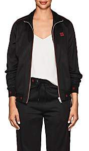 Givenchy Women's Logo Track Jacket - Black