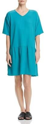 Eileen Fisher Drop-Waist Dress