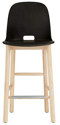 Design Within Reach Alfi High-Back Counter Stool
