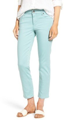 Women's Kut From The Kloth Reese Colored Ankle Jeans $79 thestylecure.com