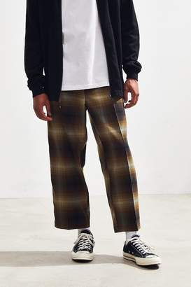 Urban Outfitters Check Skate Chino Pant