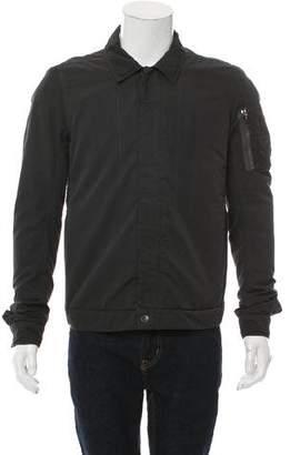 Rick Owens Short Woven Jacket