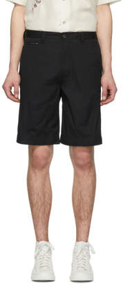 Diesel Black P-Wholsho Shorts