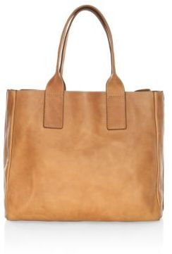 Frye Ilana Leather Tote $498 thestylecure.com