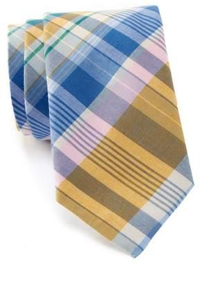 Tommy Hilfiger Large Plaid Tie