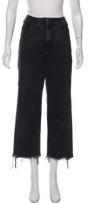 Rachel Comey High-Rise Wide Jeans