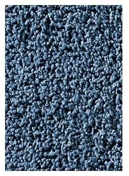 Blue Area Carpets for Kids Soft Solids KIDply Denim Rug Carpets for Kids