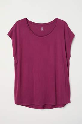 H&M H&M+ Sports Top - Pink