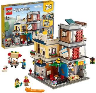 Lego Creator Creator 31097 3in1 Townhouse Pet Shop & Cafe