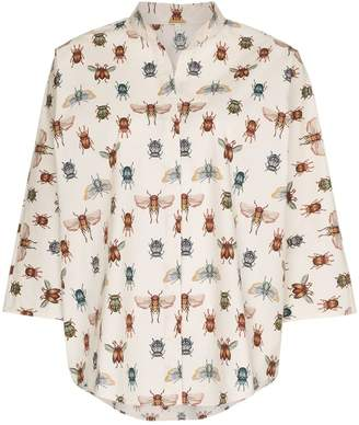 Johanna Ortiz Bugs Life printed shirt