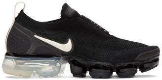 Nike Black Air VaporMax Flyknit MOC 2 Sneakers