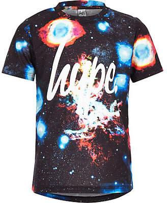 Hype Boys Navy space T-shirt