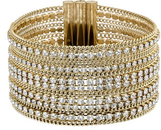 Swarovski Fit Wide Bracelet