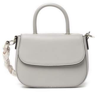 Christian Siriano New York Christina Faux Leather Small Top Handle Satchel