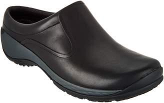 Merrell Leather Slip-On Clogs - Encore Q2