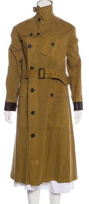 Ralph Lauren Long Trench Coat
