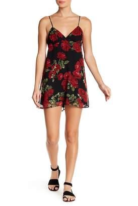 Show Me Your Mumu Ellie Floral Patterned Slip Dress