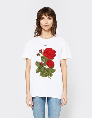 Rose Over Tee $320 thestylecure.com