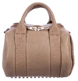 Alexander Wang Rockie Duffle Bag rose Rockie Duffle Bag