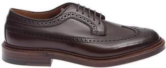 Alden Derby Leather