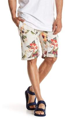 Public Opinion Tropical Knit Drawstring Short $21.97 thestylecure.com