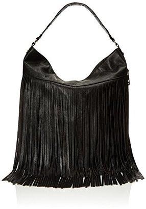 Madden Girl Mgpulse Fringe Hobo Shoulder Bag $78.50 thestylecure.com
