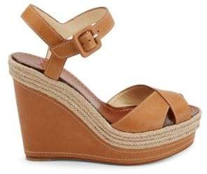 Christian Louboutin Almeria 120 Espadrille Wedge Sandals