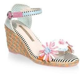 Sophia Webster Lucita Espadrille Wedge Sandals