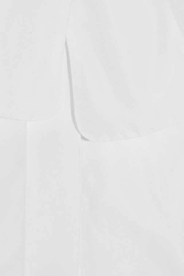 L'Wren Scott Taffeta shirt