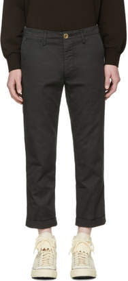 Visvim Black Chino Trousers