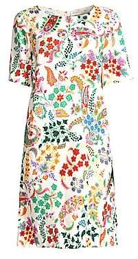 Etro Women's Paisley Tunic Dress