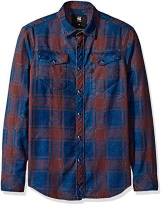 G Star Men's Tacoma Deconstructed Shirt L/s