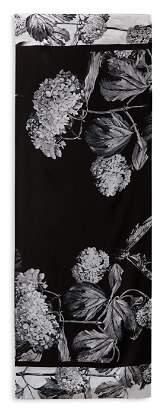 Ted Baker Madra Narrnia Botanical Silk Cape Scarf
