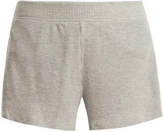 SKIN Ingo cotton-blend pyjama shorts